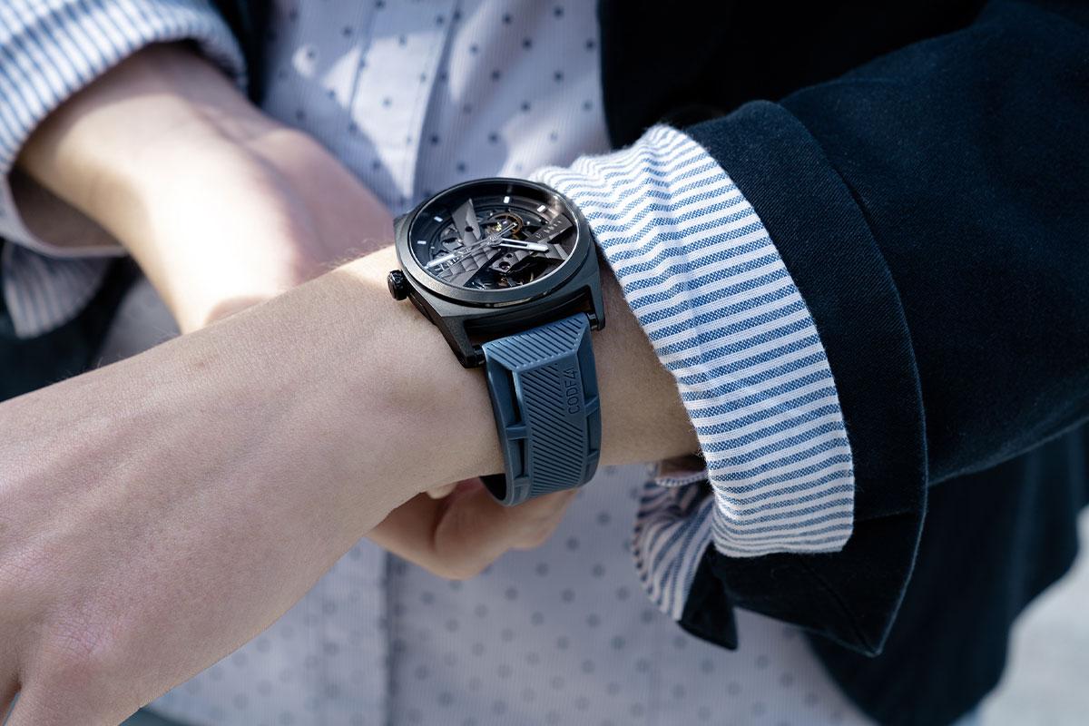Wir mögens Unisex – Die DAY41 Edition 3 ist eine mechanische Uhr für jeden