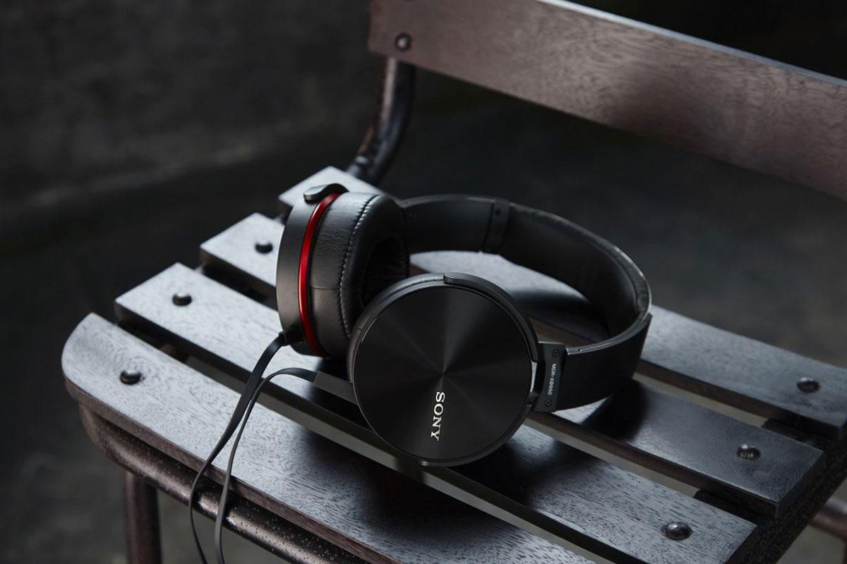 MDR-XB950 von Sony – unterwegs mit extra Bass und sattem Sound