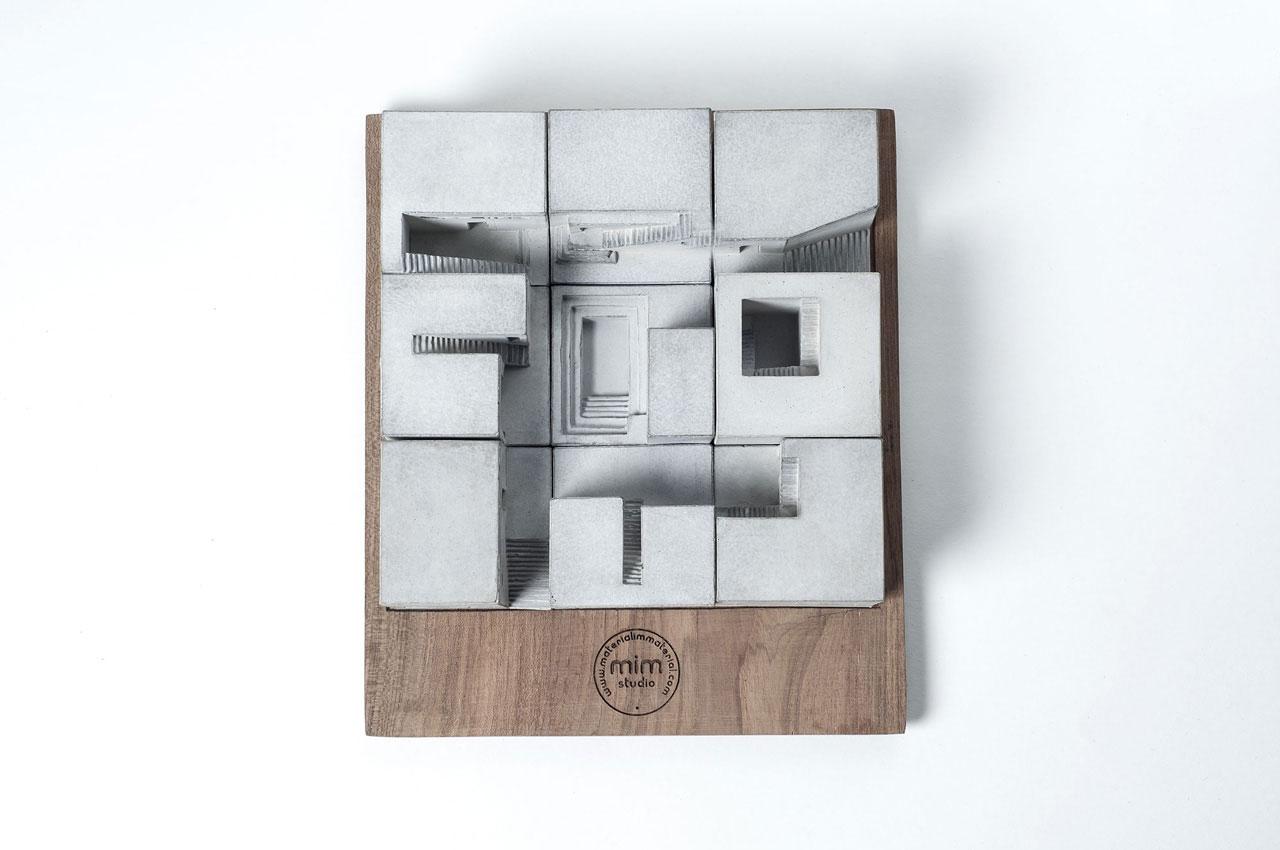 Spaces von Material Immaterial