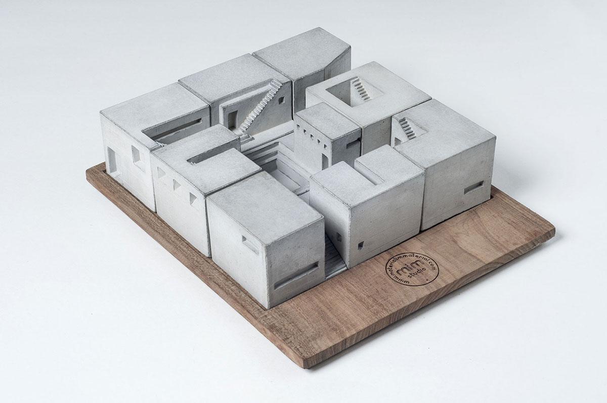 Der Bauhaus-Baukasten von Material Immaterial