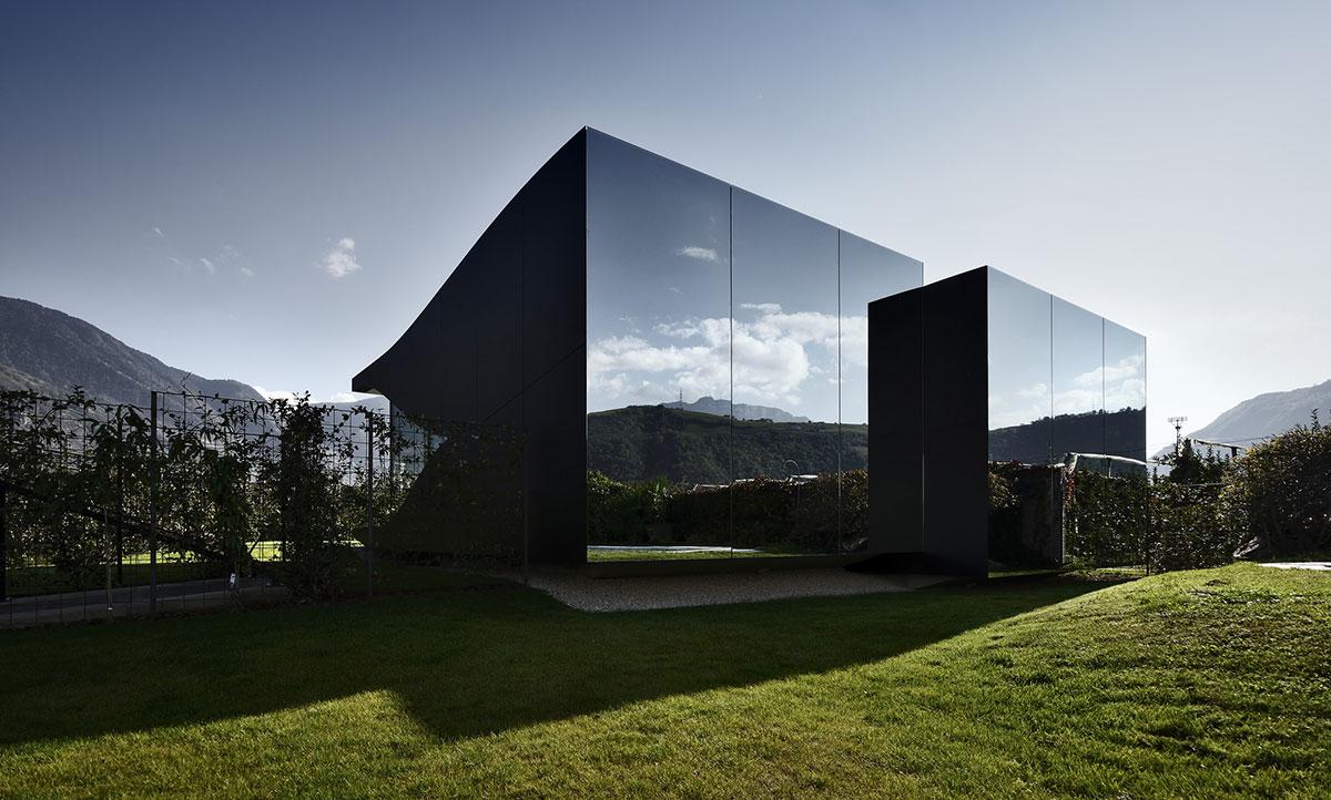 Mirror Houses #2