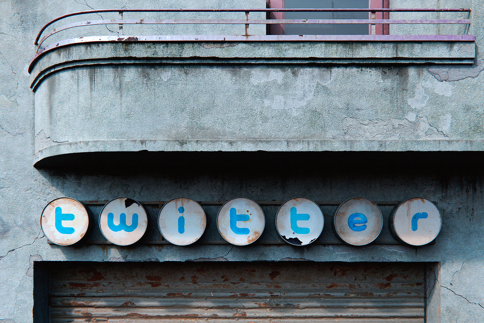 Social Decay: Der Zerfall sozialer Medien