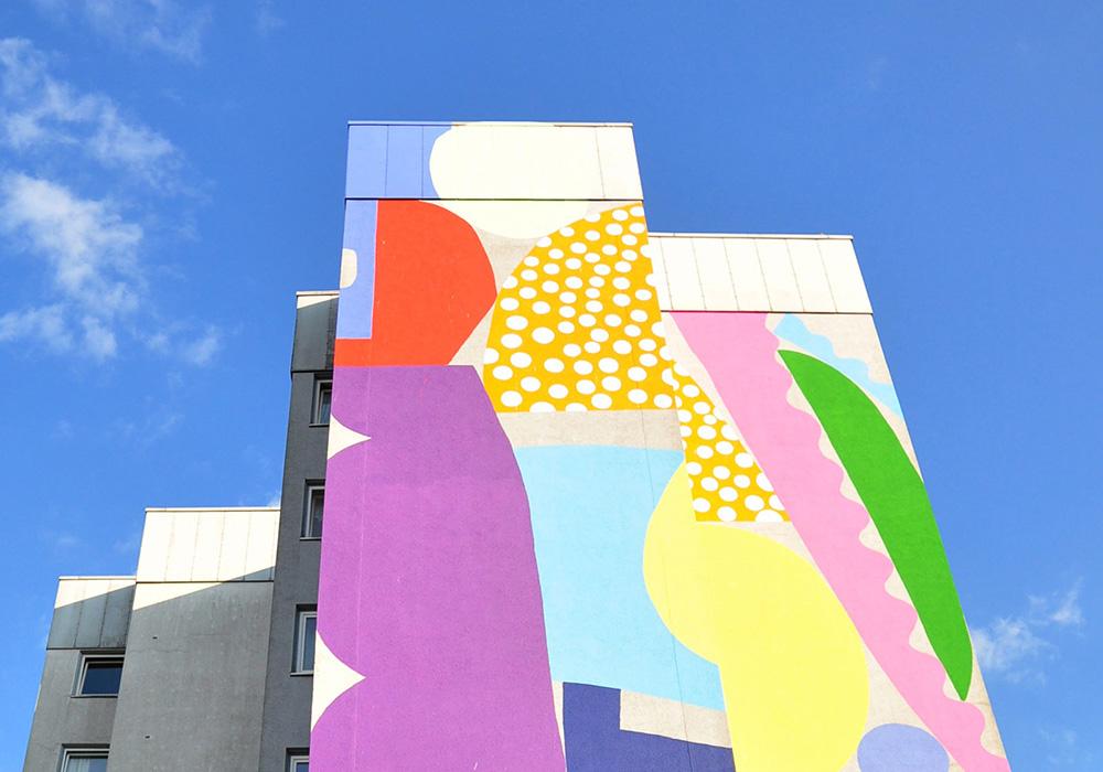 HENSE Mural Cologne