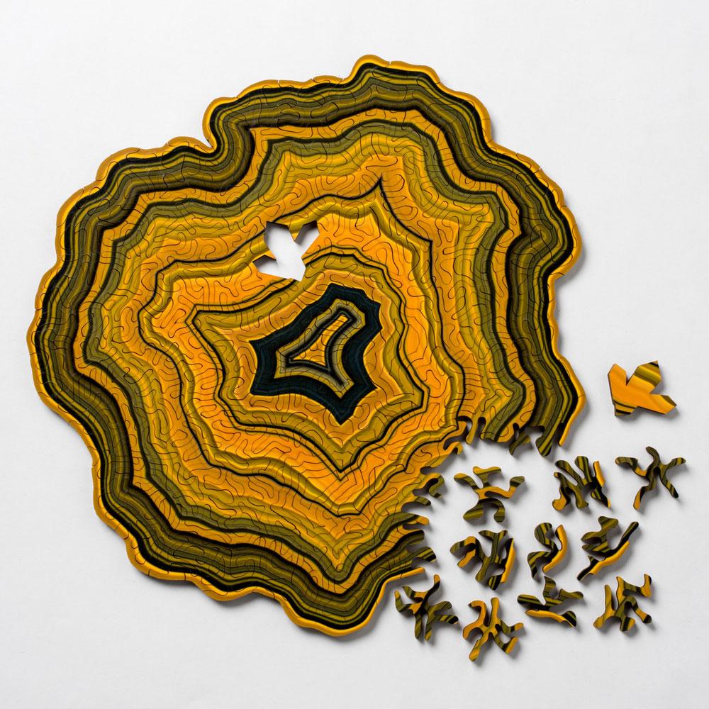 Orbicular Geode Puzzle #2