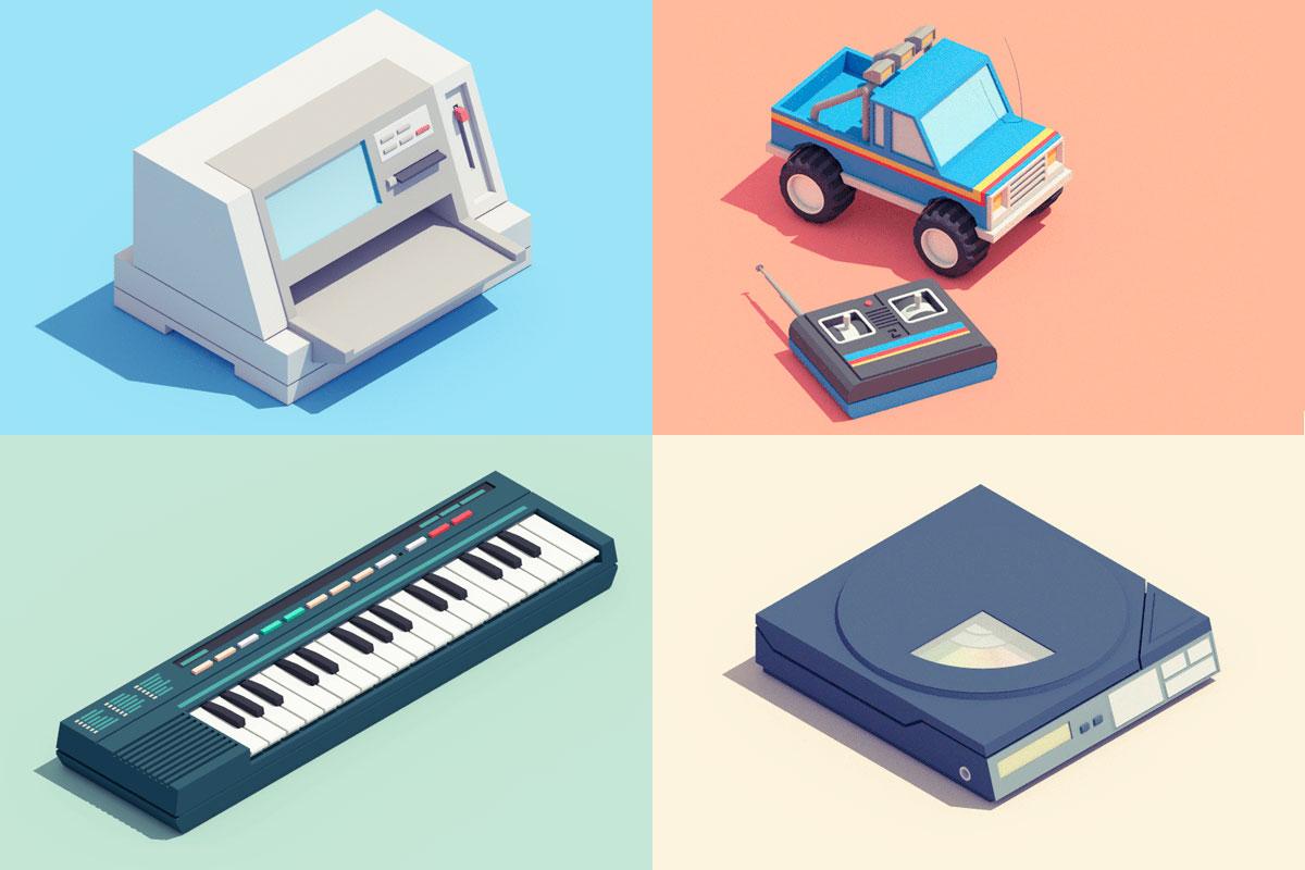 Eletronic Items