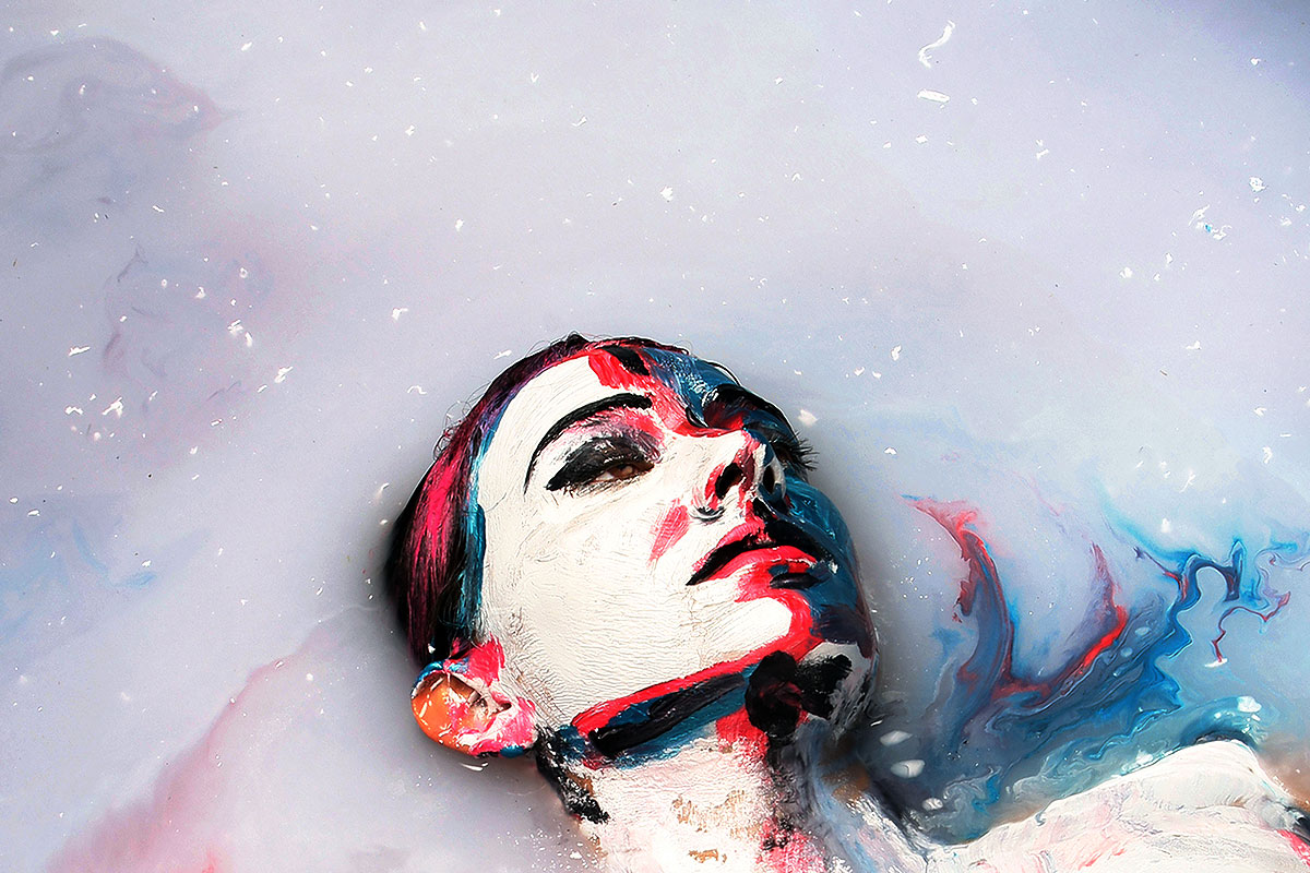 Alexa Sheila Human Paintings