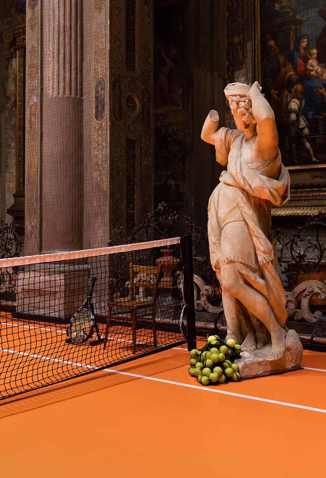 San Paolo Converso – Die Tennis Kirche in Mailand