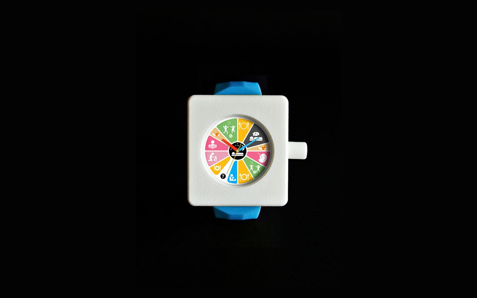 Besondere Zeiten erfordern besondere Uhren - Die Daycare-at-home-Watch von PAULBAUT