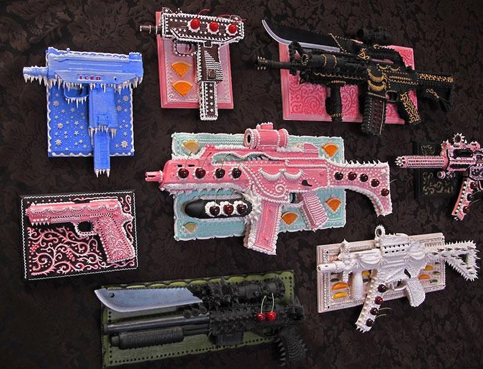 Guns and Ecstasy