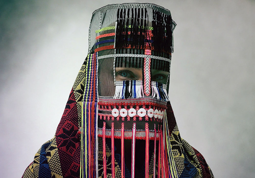 Damselfrau – Masken, autonome Kunstwerke