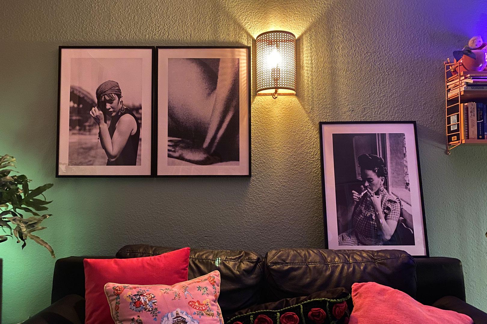 Poster Wohnzimmer