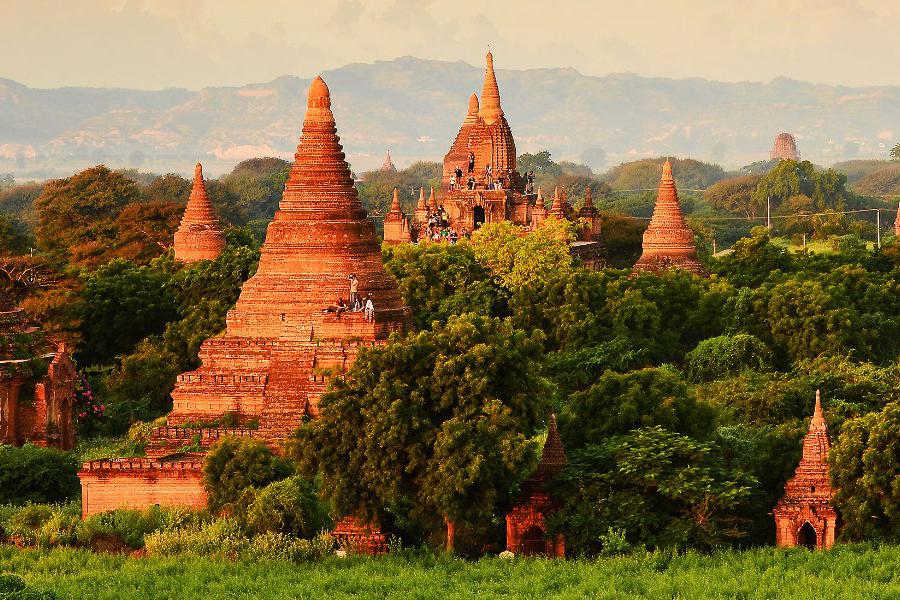 So einfach wie möglich ein Visum für Myanmar beantragen