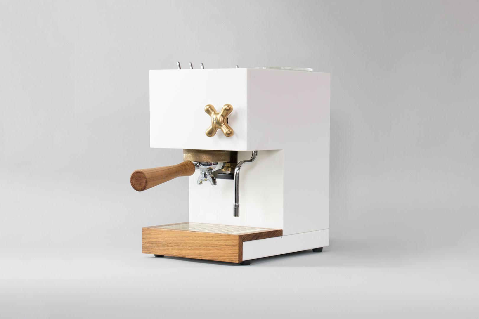 Kaffee für wahre Brutalisten – die Espressomaschine Anza