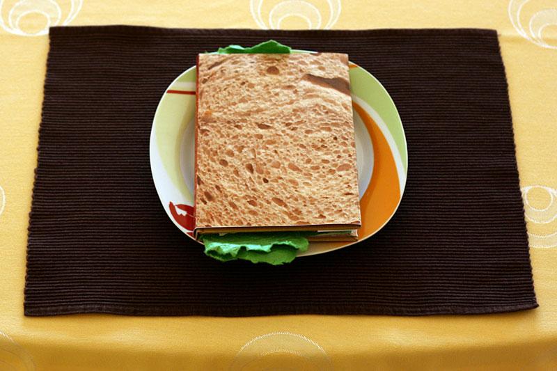 Sandwich Book von Pawel Piotrowski