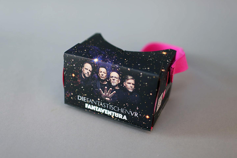 VR Brille Fanta Vier