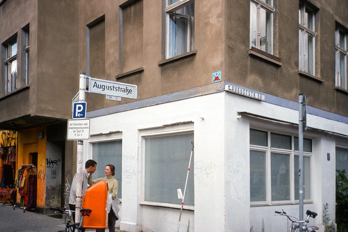 Space Invaders Berlin