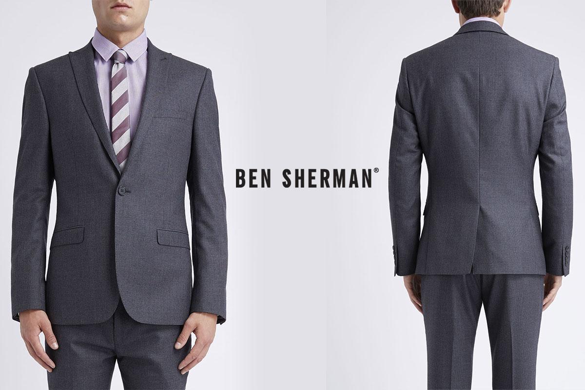 Like a boss – Anzüge von Ben Sherman