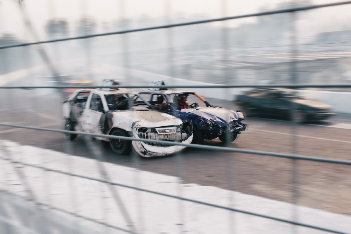 Banger Days – Maschinen, Männer, Motoröl