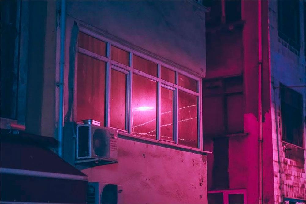 Neon Istanbul #03
