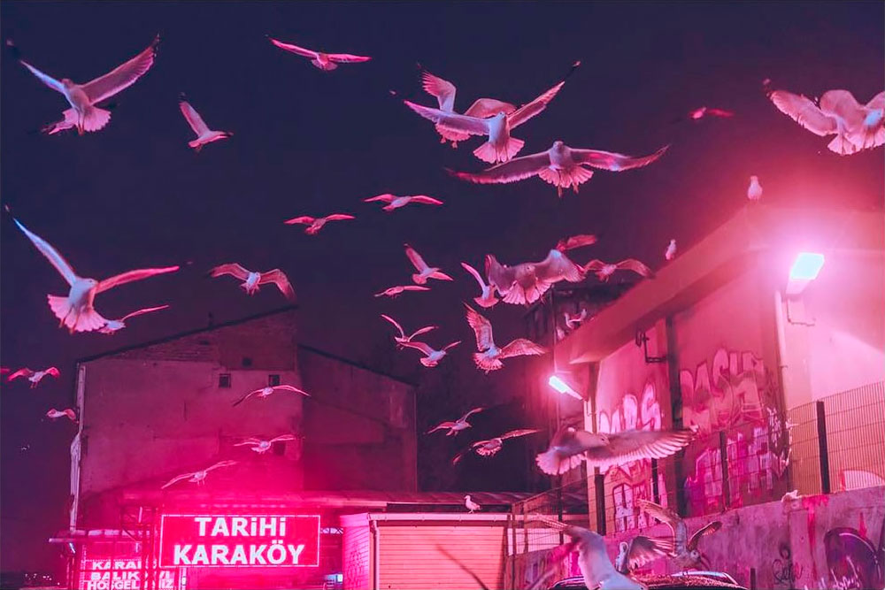 Neon Istanbul #01