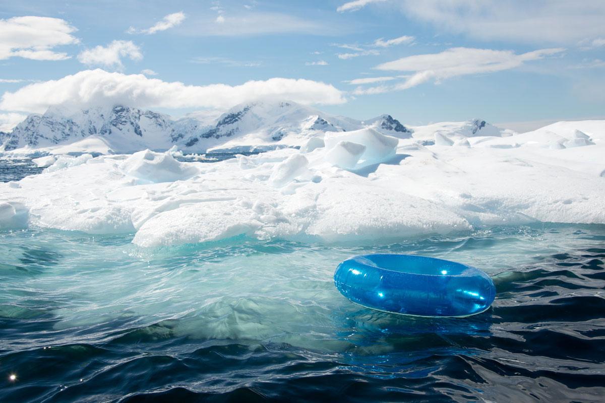 Antarctica Blue Tube