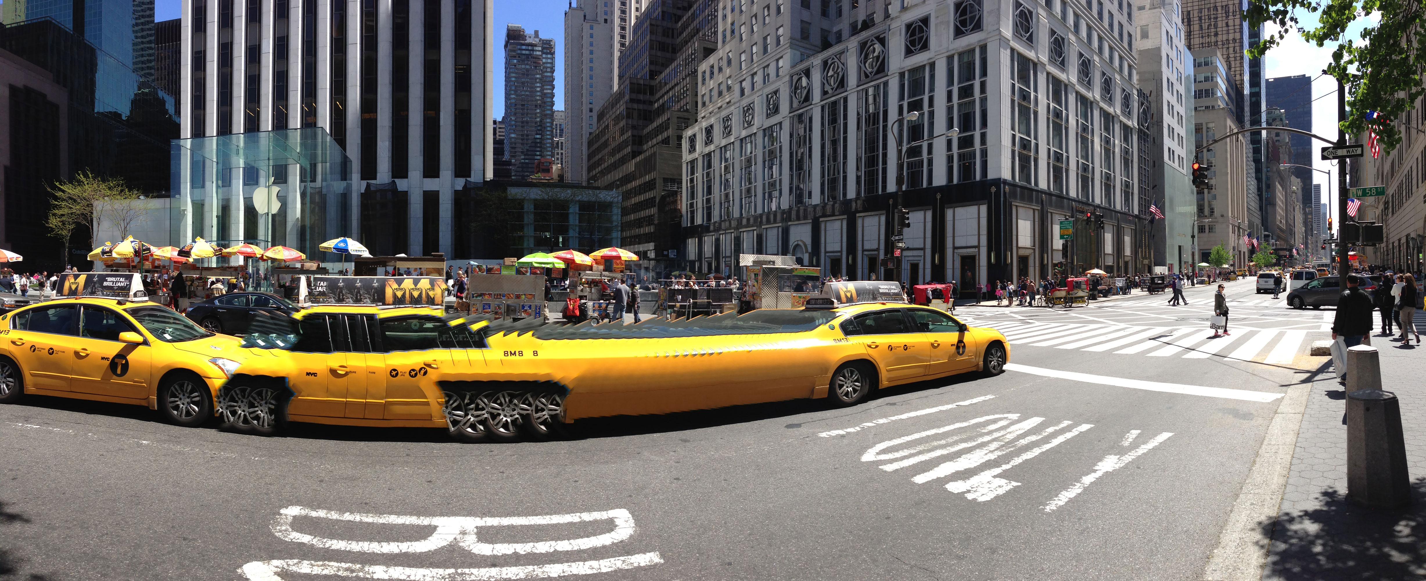 NYC Glitched