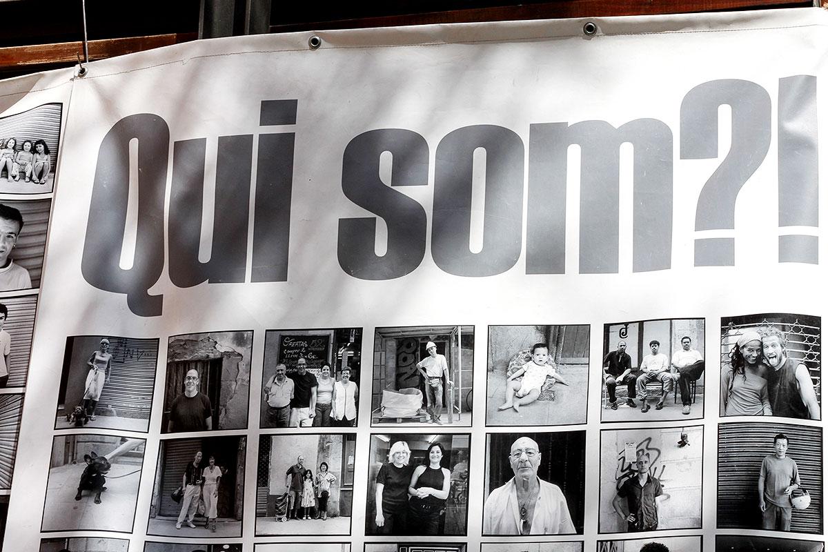 Ein Projekt von Fotograf Joan Tomás und seinem Nachbarn Joan Roure