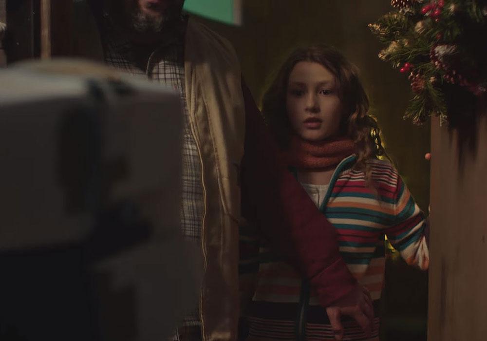 Weihnachten Kind