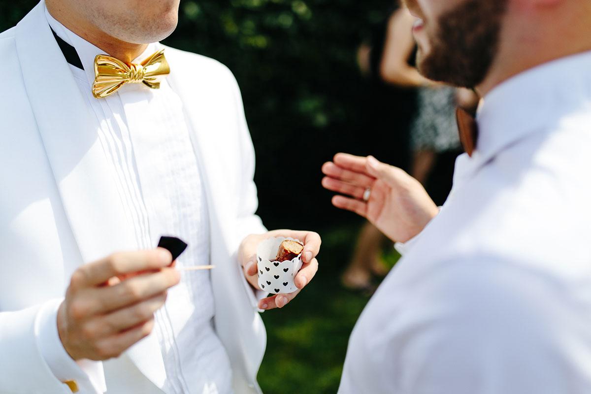 Hochzeitshäppchen mit Miss Étoile