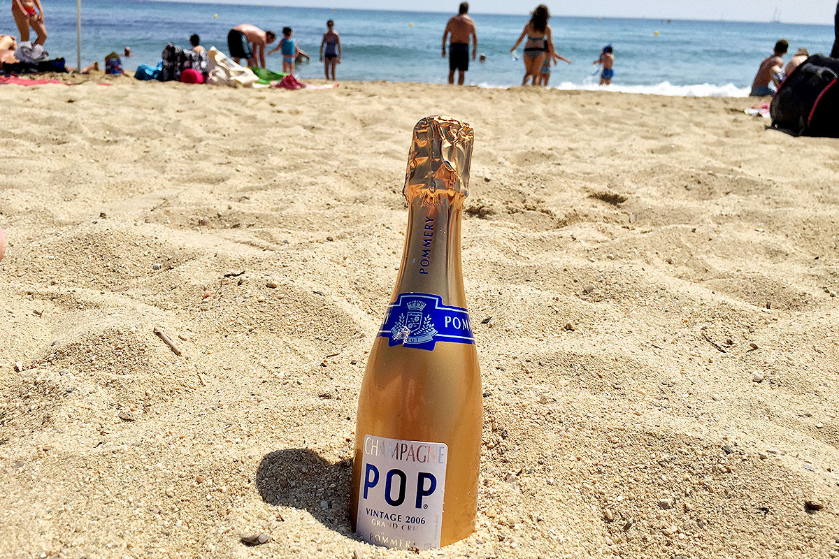 POMMERY POP Champagne