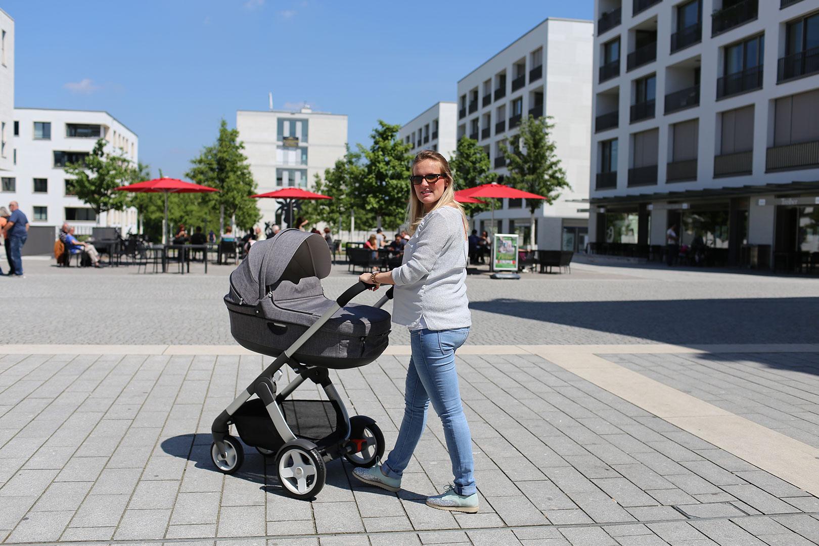 Der Crusi von Stokke® – Ein hochfunktionaler Kinderwagen mit Stil