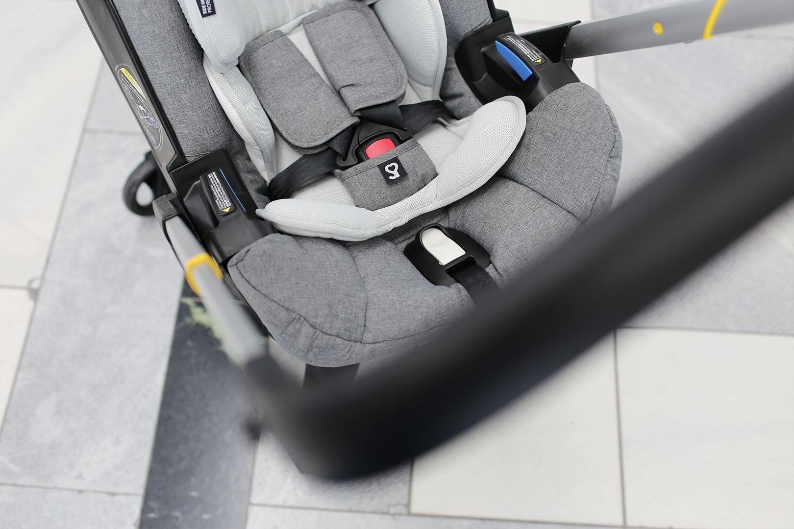 Doona – der mobile Kindersitz für kurze Strecken