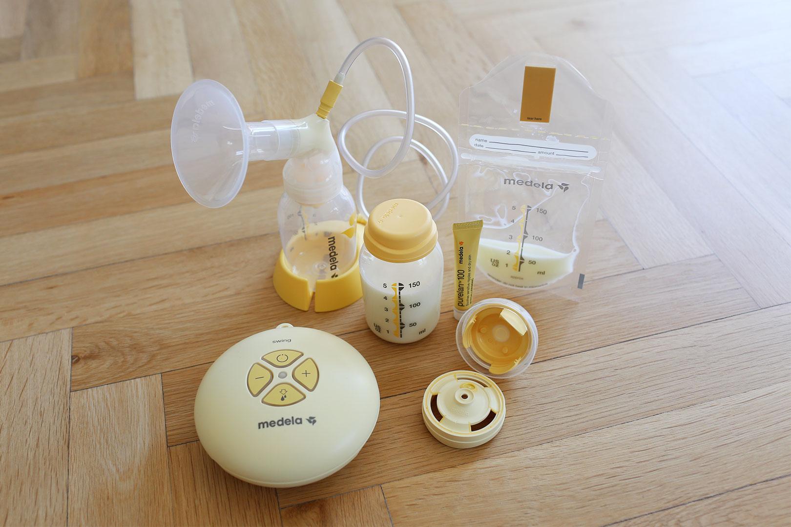 Wertvolle Muttermilch und mehr Flexibilität im Baby-Alltag