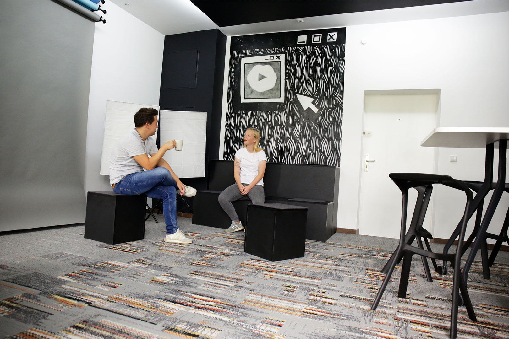 Chillout Area Office