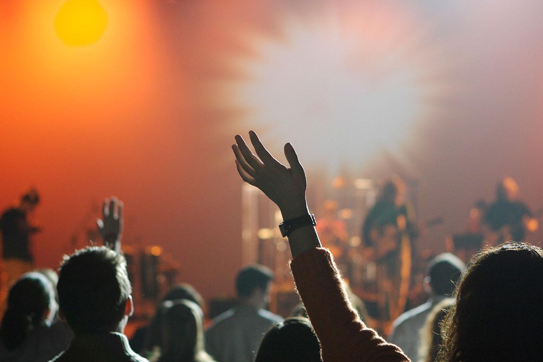 Konzerte für die Ewigkeit: Intensive Momente stilvoll festhalten