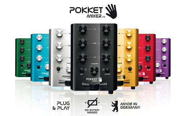 Geiler mobiler DJ Mixer