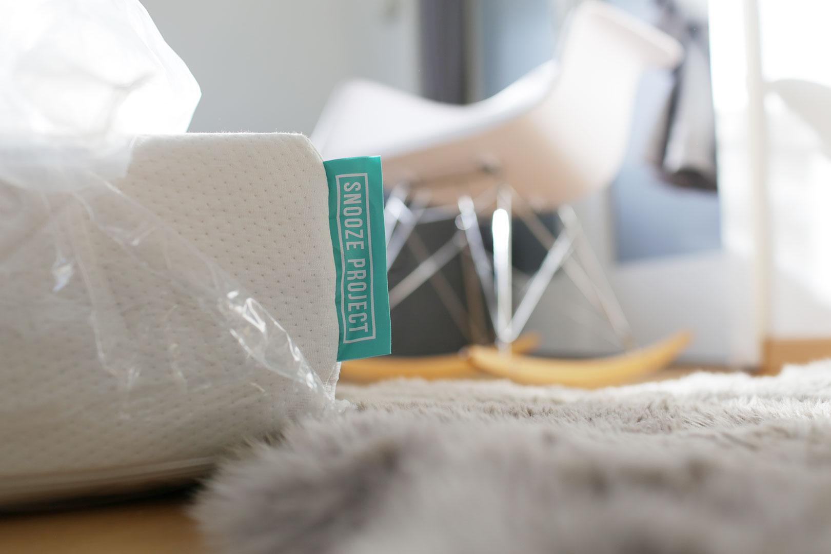 Gemütlich Napflixen mit den Komfortmatratzen von Snooze Project