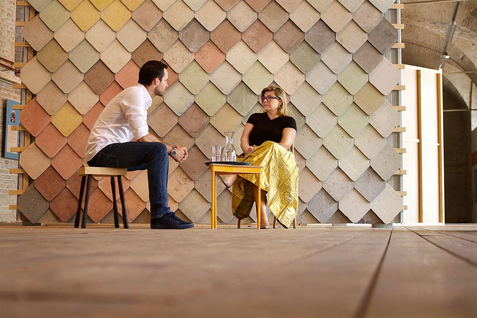 Auf ein Gespräch mit Lilli Hollein, Festivaldirektorin der Vienna Design Week