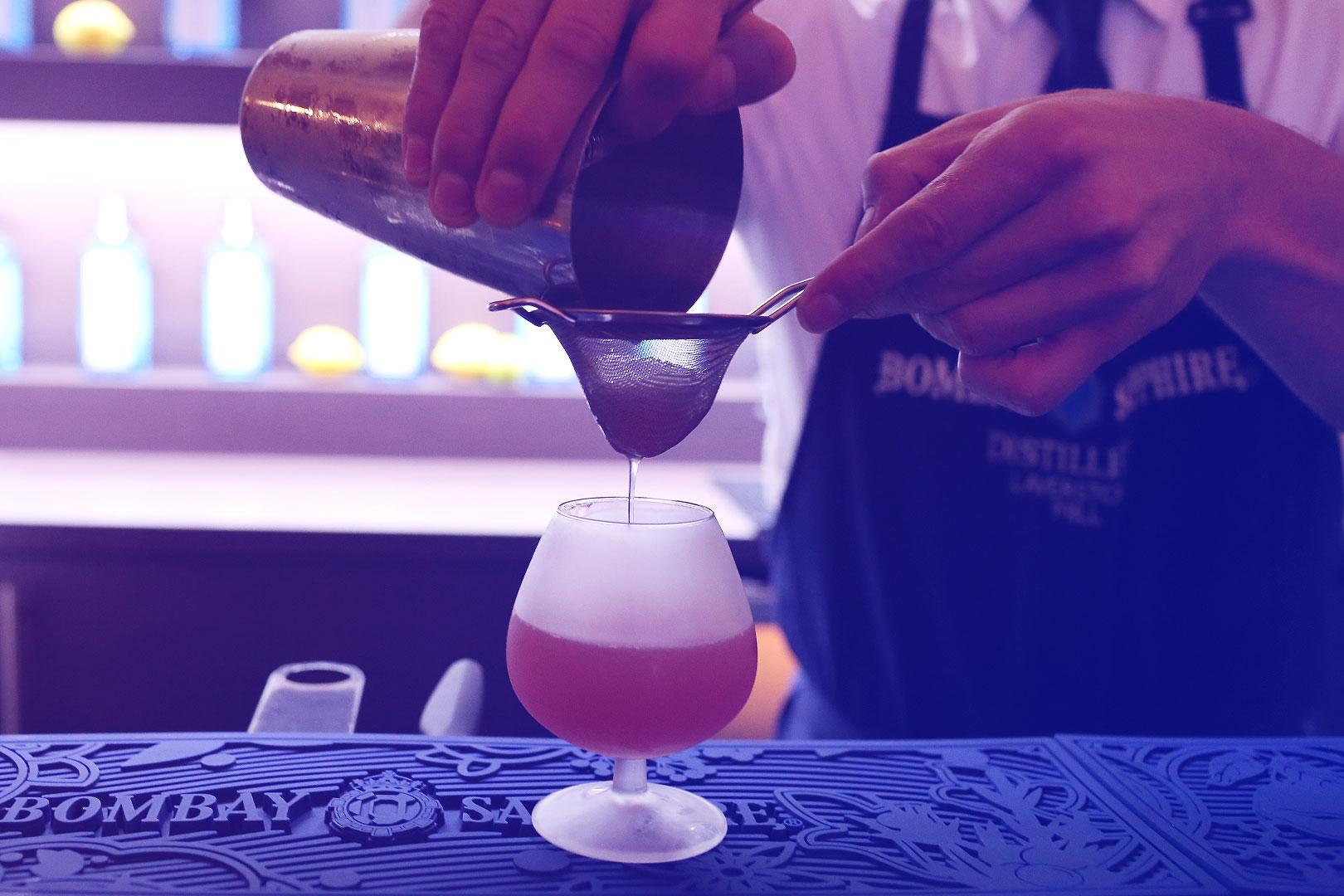 Spannende Cocktails