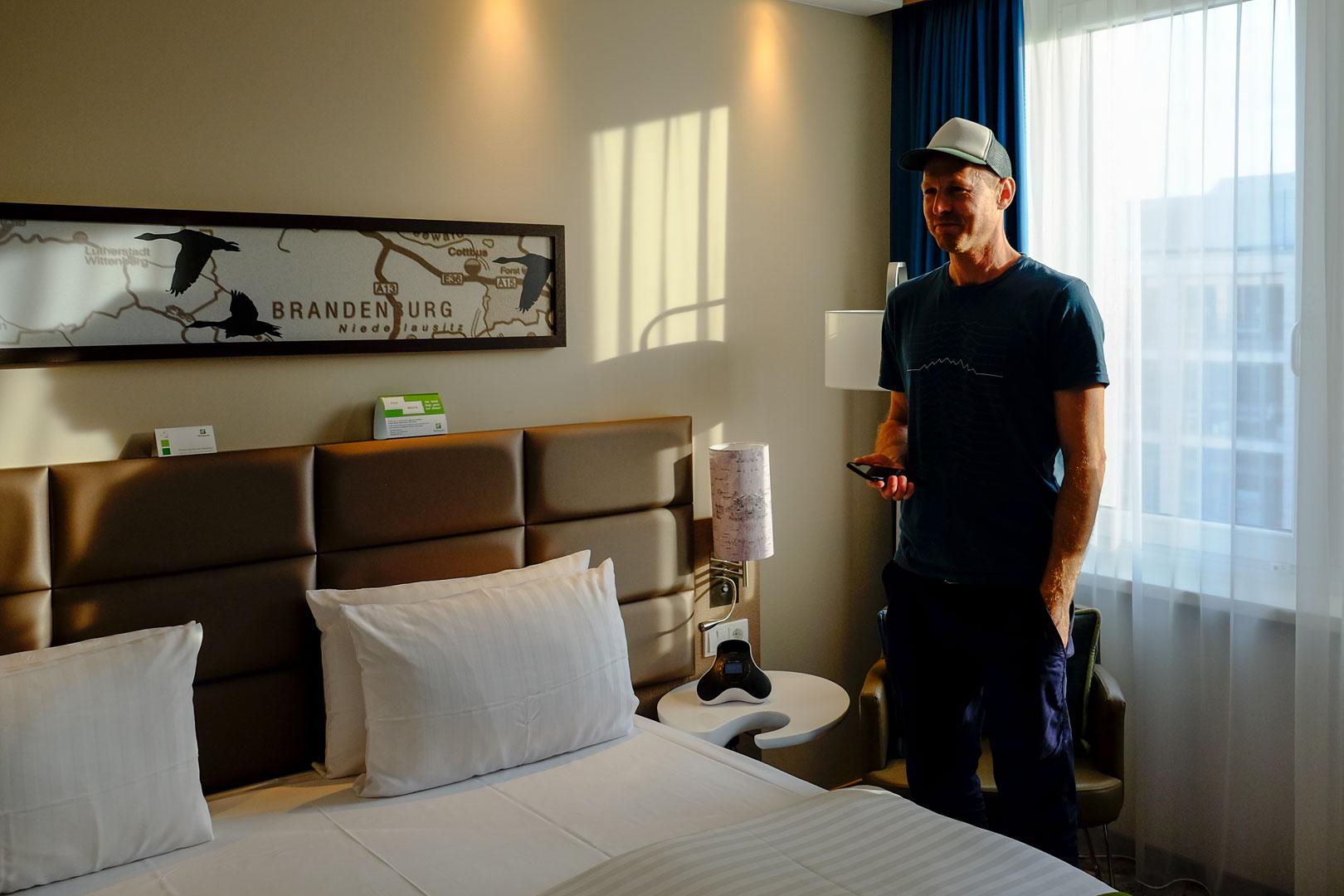 Hotel Holiday Inn Zimmer