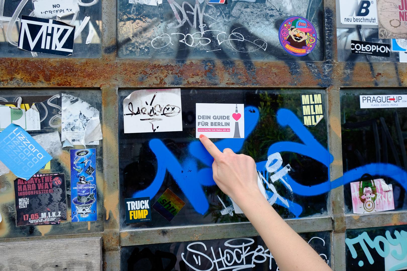 Mareike / Ick liebe Berlin