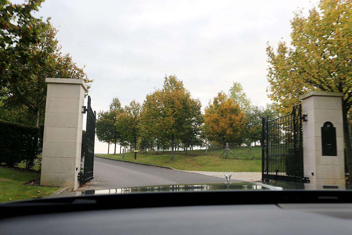 Die Tore von Goodwood