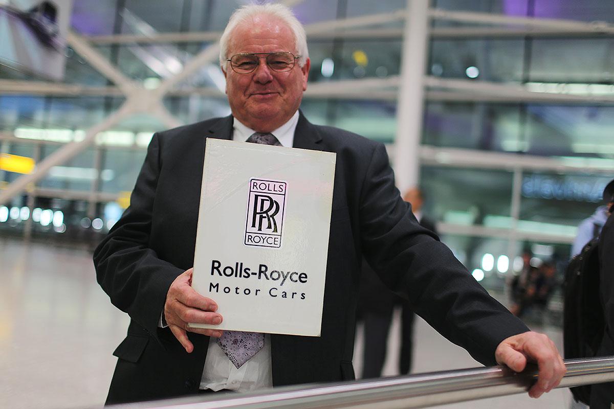Rolls Royce Shuttle