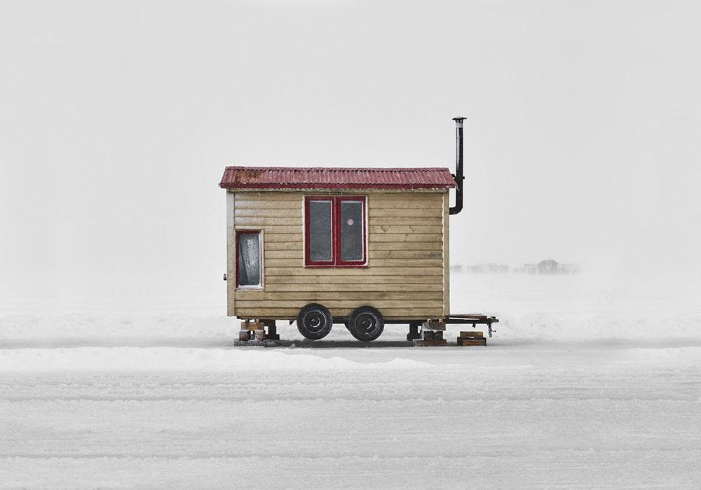 Diese Eis-Hütten lassen dich vergessen, wie klein deine Wohnung ist