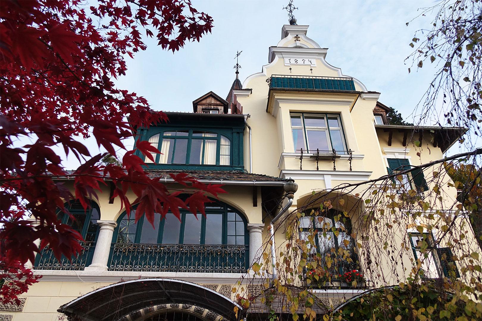 Haus am See – Gastfreundschaft meets Geschichte am Millstätter See
