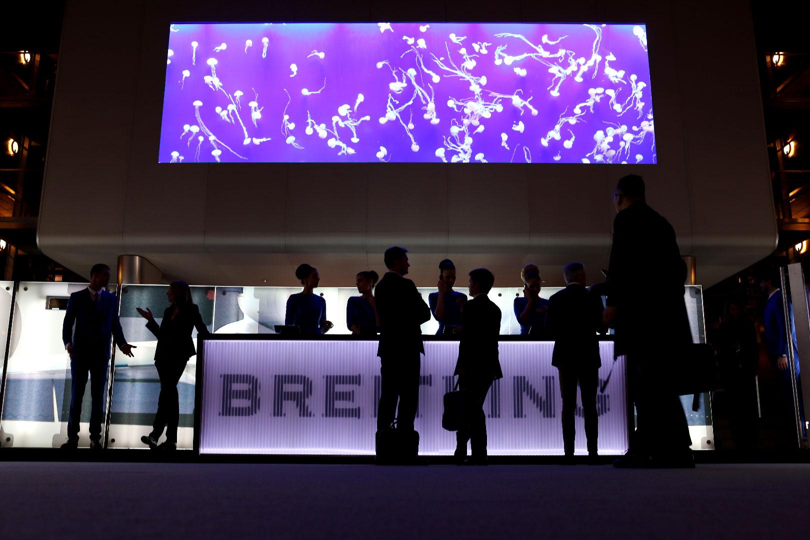 Baselworld Breitling