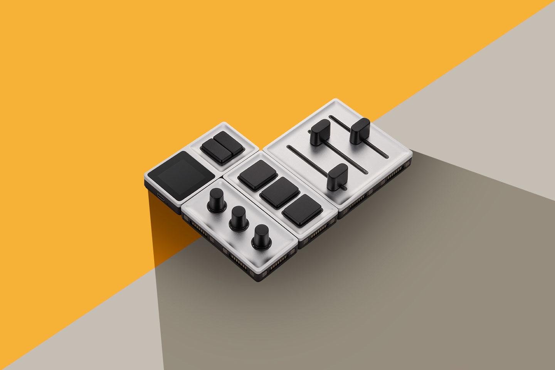 Aus Palette Gear wird Monogram – das nächste Level an modularen Hardware Controllern
