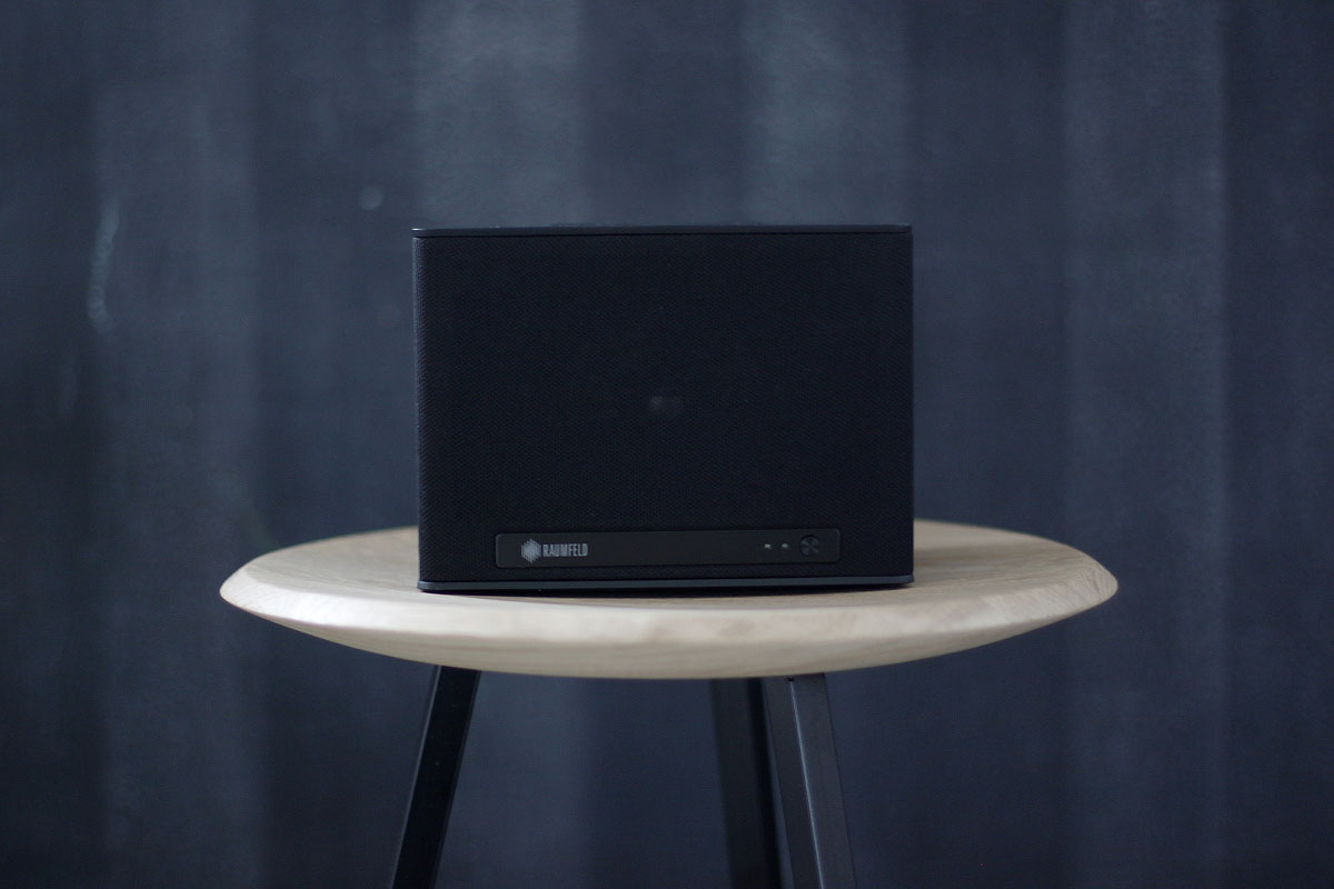 Raumfeld WLAN-Lautsprecher