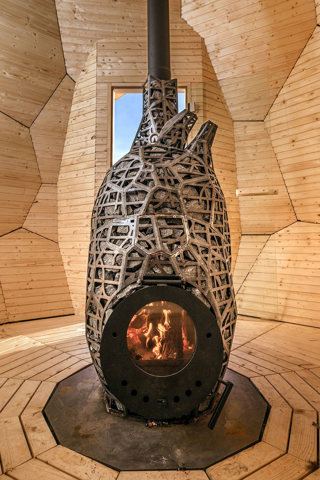 Solar Sauna #3