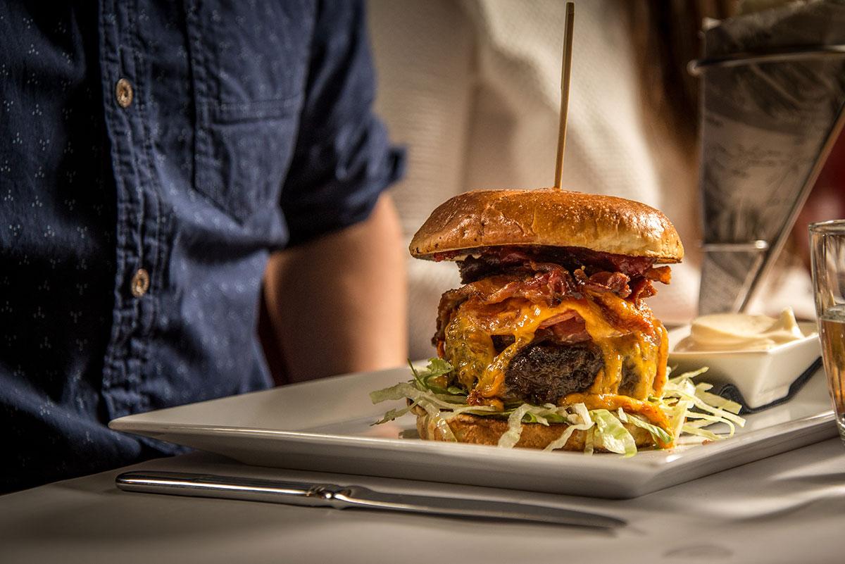 Der Prime Burger